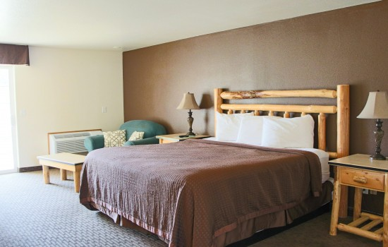 Sisters Inn & Suites - Queen room