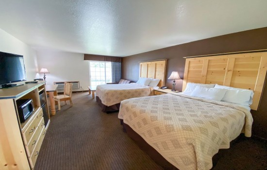 Sisters Inn & Suites - Double Bed Room